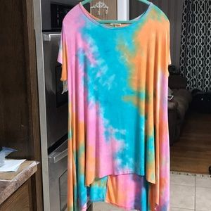 Tops - Plus Size Boutique Top. 2XL